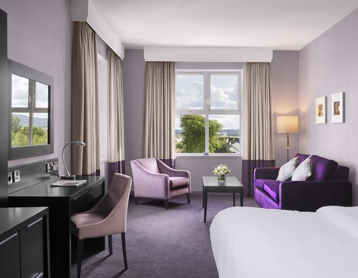 Bedroom at Radisson Hotel Sligo